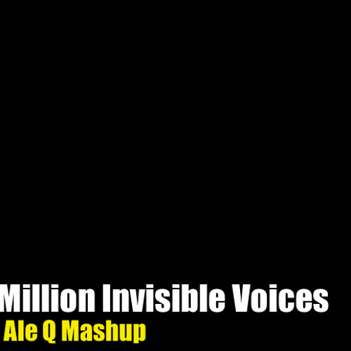 Dirty South & Skylar Grey Vs. Otto Knows - Million Invisible Voices (Ale Q Mashup)