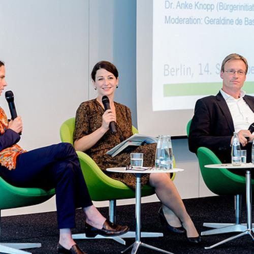 Konferenz netz:regeln 12: Transparenz und Vertrauen