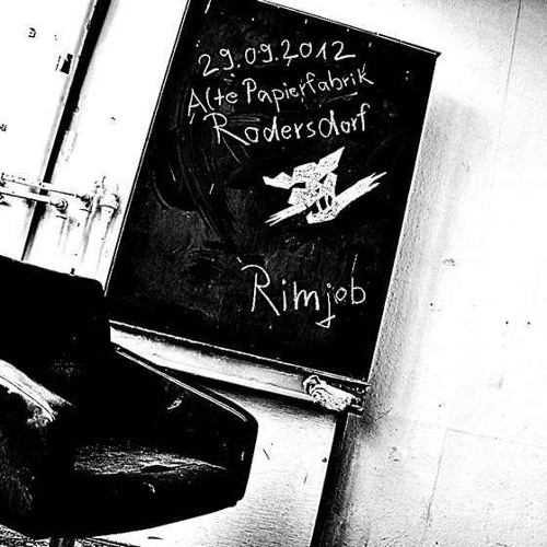 Trockentakt - Rimjob (alte Papierfabrik Rodersdorf)