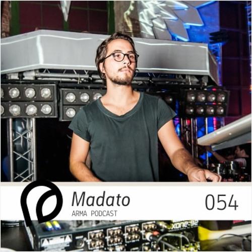 ARMA PODCAST 054: Madato - live @ Bordello