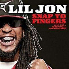 Lil Jon - Snap Your Fingers (Candyland's OG Remix)