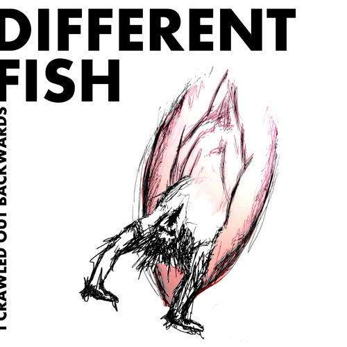 I Crawled Out Backwards - Different Fish