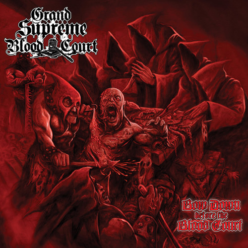 GRAND SUPREME BLOOD COURT - Piled Up For The Scavengers