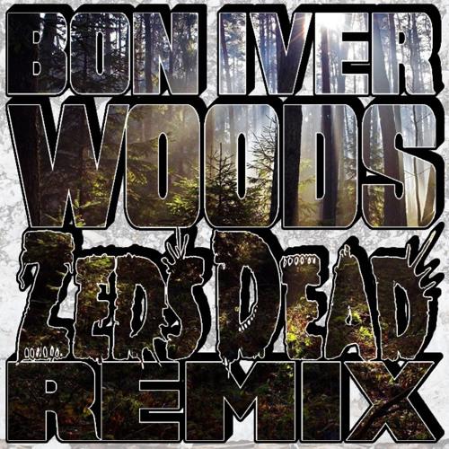 Bon Iver - Woods (Zeds Dead Remix)
