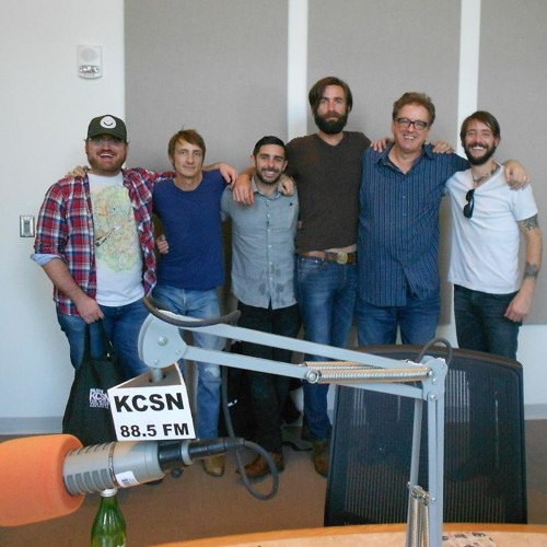 KCSN 88.5 Band of Horses-Studio Performance and Interview