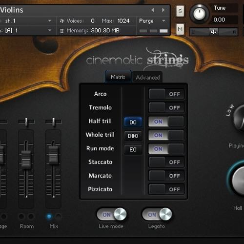 11-2012 Cinematic Strings 2