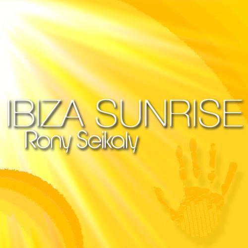 Rony Seikaly - Ibiza Sunrise 9.1.12