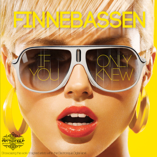 Finnebassen - If You Only Knew (The Mekanism Remix) 12""