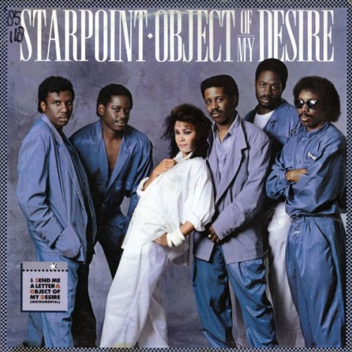 Starpoint - Object of My Desire (fifty fifty remix)