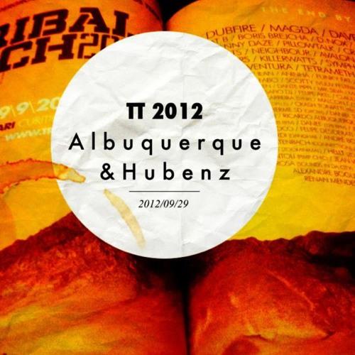 Albuquerque & Hubenz@Tribal Tech 2012