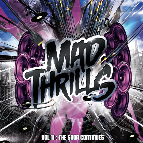MAD THRILLS: VOL 11 - THE SAGA CONTINUES