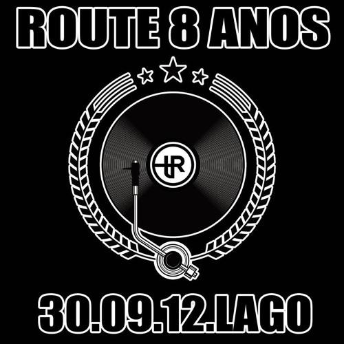 Alex TB @ Techno Route 8 Anos - Sao Paulo - Brazil - 30.09.2012