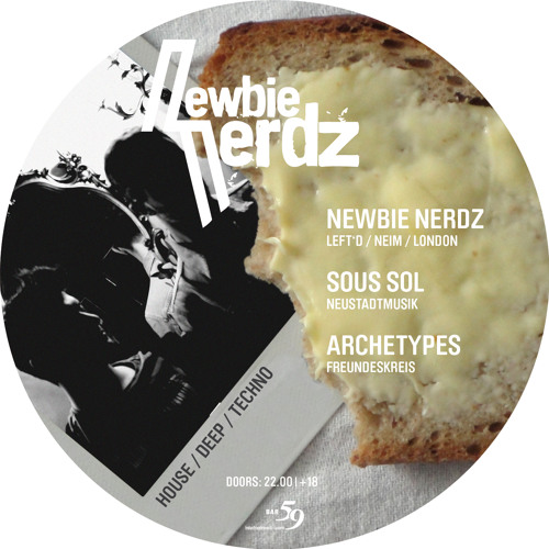 Newbie Nerdz - Lucerne Podcast Bar59