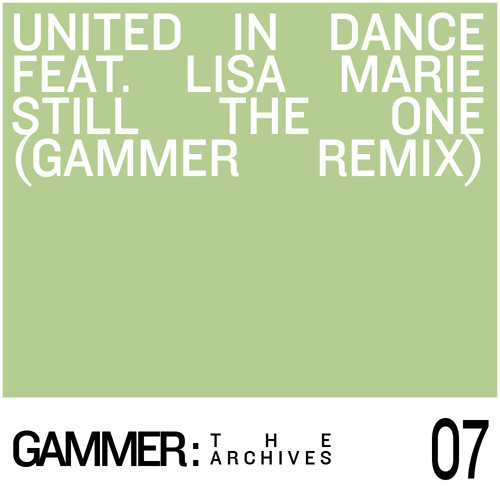 United In Dance feat. Lisa Marie - Still The One (Gammer Remix) [12th November 2012]