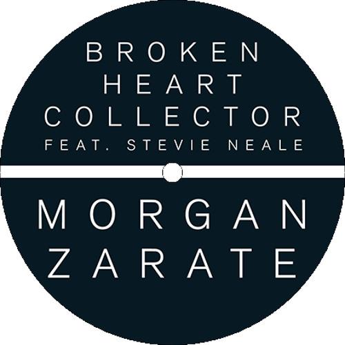 Morgan Zarate feat. Stevie Neale - Broken Heart Collector