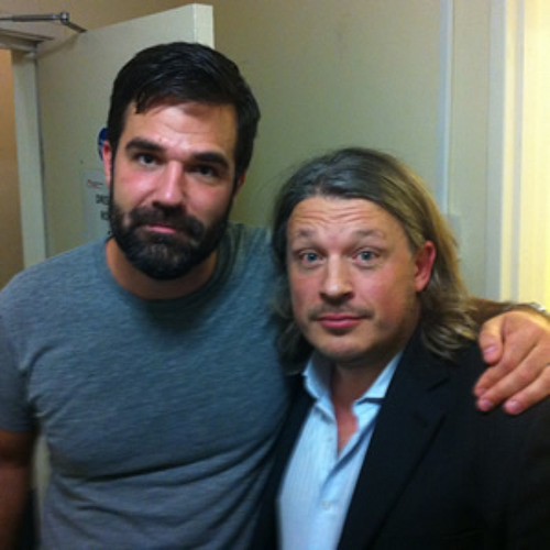 Richard Herring's Leicester Square Theatre Podcast - Episode 10 - Rob Delaney