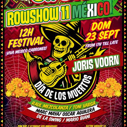Joris Voorn @ Elrow Rowshow Mexico