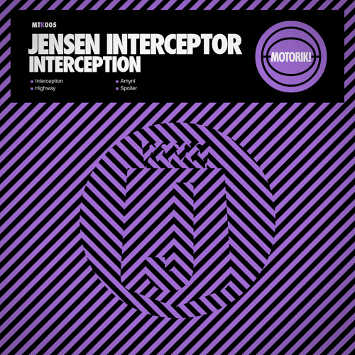 Jensen Interceptor - Amynl