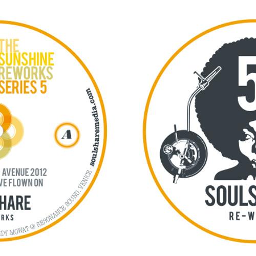 """SUNSHINE REWORKS 5 - OUT NOW DIGITAL / LTD 12"""" VINYL"""