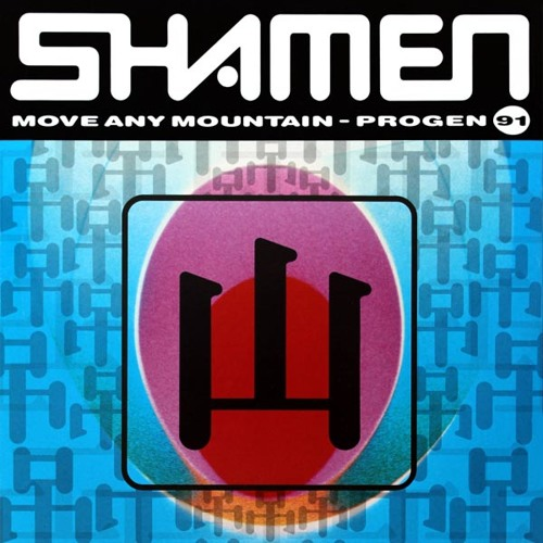 Shamen - Progen 91 (I.R.P. In The Land Of Oz)