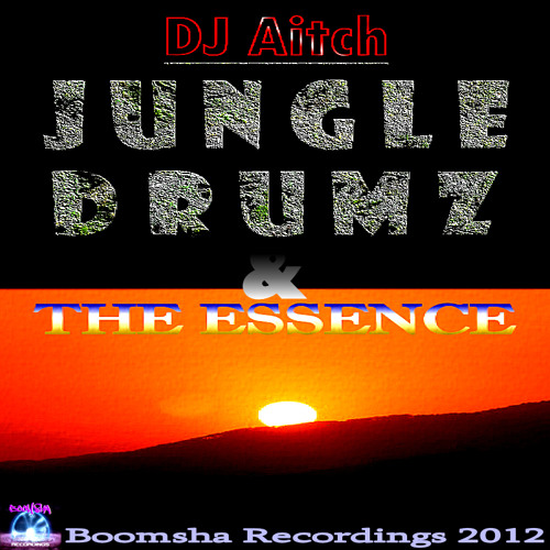 Jungle Drumz / The Essence (OUT NOW!!)