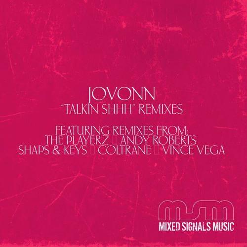 Jovonn - Talkin Shhh (The Playerz Remix)
