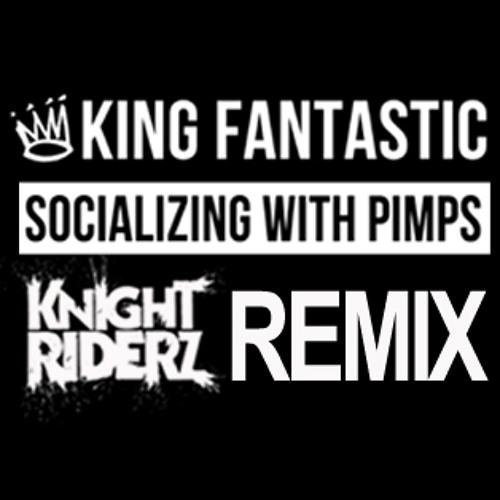 King Fantastic - G Sharp (Knight Riderz Remix)