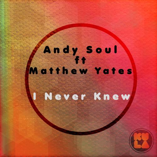 Andy Soul ft Matthew Yates - I Never Knew (Alex Deep remix)_FREE DOWNLOAD