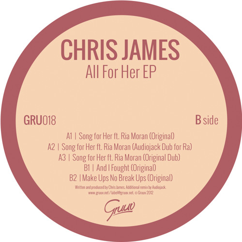 Chris James feat. Ria Moran - Song For Her (Original)