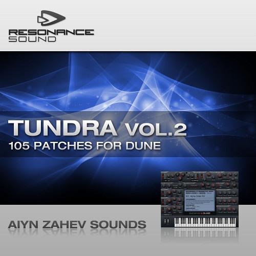 Tundra Vol 2 demo (in a mix)