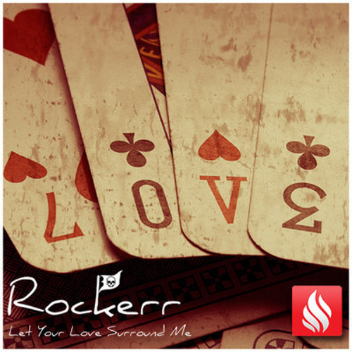 Rockerr - Let Your Love Surround Me (Victor Ruiz Remix)