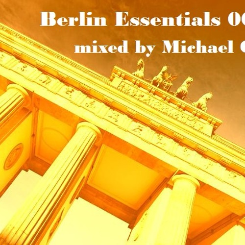 Berlin Essentials 002 mixed by Michael Otten - free download - (Tracklist inside)