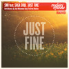 SMI feat. Shea Soul 'Just Fine' (Inc. David Harness & Jihad Muhammad Remixes) Makin Moves Records