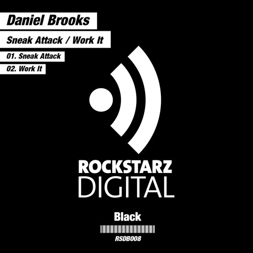 "Daniel Brooks - ""Work It"" [Rockstarz Digital]"