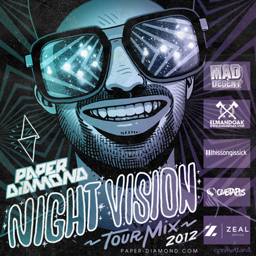 Night Vision Tour Mix 2012