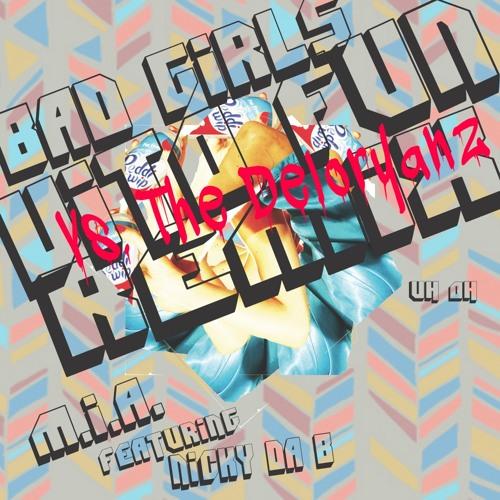 Bad Girls (Vito Fun Vs. The Deloryanz Remix) - M.I.A. Featuring Nicky Da B