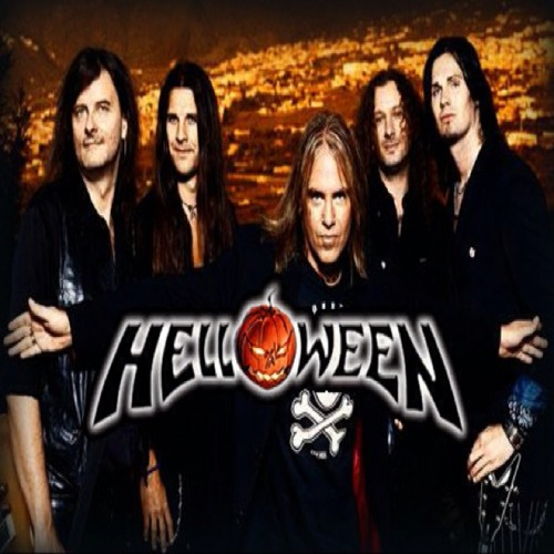 I want out drums & guitar solo Helloween, test.