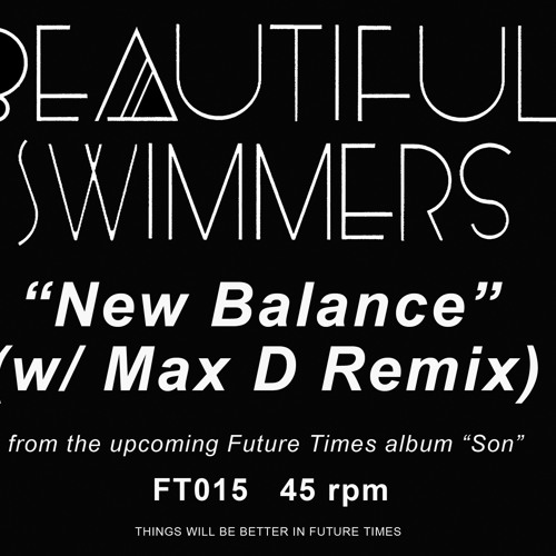 "Beautiful Swimmers - New Balance 12"" PREVIEW FT015"