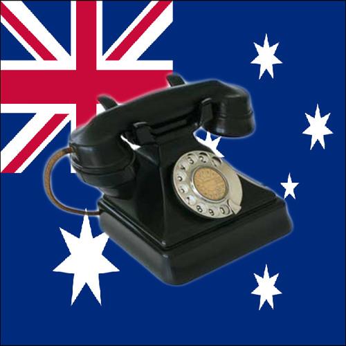 """Australia - """"Vacant Code"""" Recording (1970's analog sound)"""