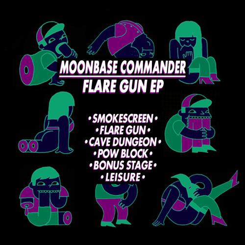 Moonbase Commander - Flare Gun