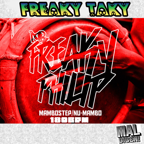 Freaky Philip - La mamadera (Original mix)