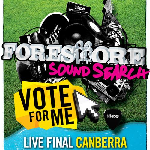 Foreshore Sound Search Competition Mini Mix 2012