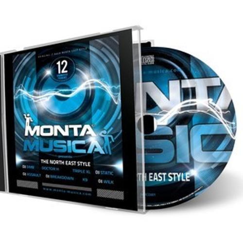 DJ IMPACT & DJ PANIC - MONTA MUSICA PODCAST VOL.1