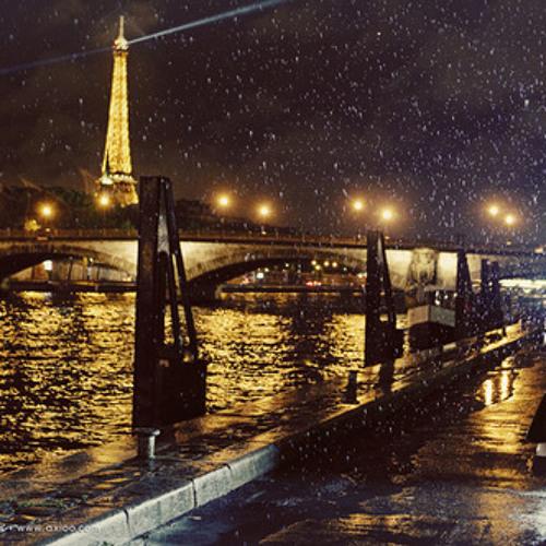 ;) in Paris