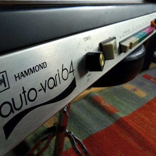 Hammond Auto-Vari 64 Presets