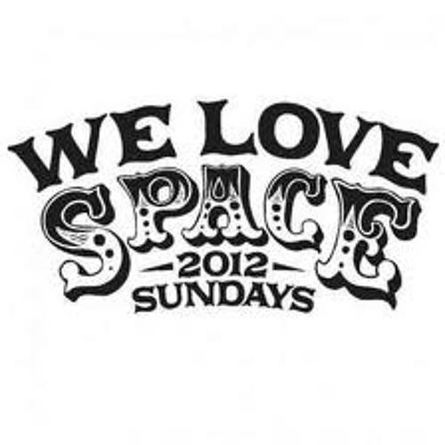 Jem Haynes @ We Love Space Closing 2012