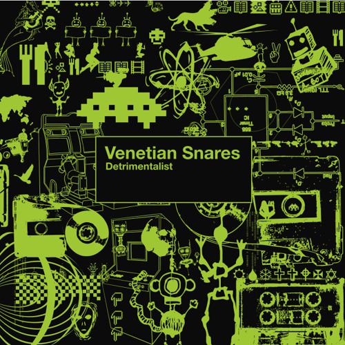 Venetian Snares - Detrimentalist (Preview) [ZIQ211CD]