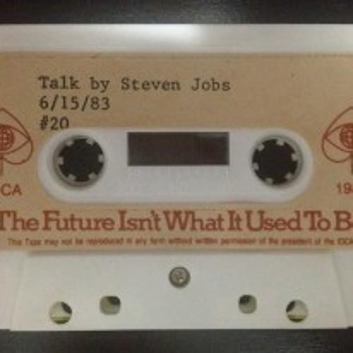 الخطاب المفقود لستيف جويز لعام 1983