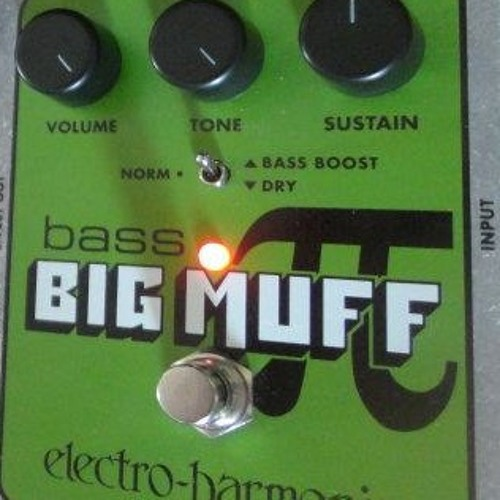 Martian Arts - Big Muff [demo]