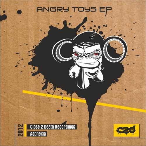 asphexia - angry toys (close2death recordings)